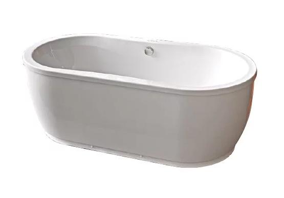 Акриловая ванна либеро