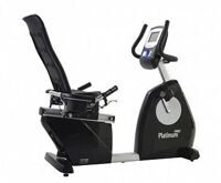 Велоэргометр Tunturi Platinum Recumbent Bike (2011)