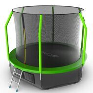 EVO JUMP Cosmo 10ft (Green) + Lower net