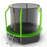 EVO JUMP Cosmo 8ft (Green) + Lower net