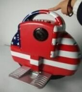 Моноколесо Hoverbot S-3BT American flag