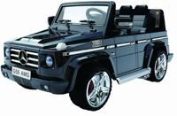 Электромобиль Joy Automatic Mercedes Benz G55 AMG